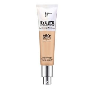 It Cosmetics Bye Bye Foundation Light New Authenti
